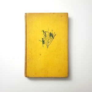 Vintage 1960 Poems Wid Song By Carl Sandburg GUC